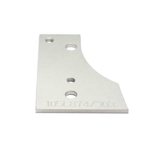 CAP GUIDE RAIL TOP PLATE-OUTER 105L874